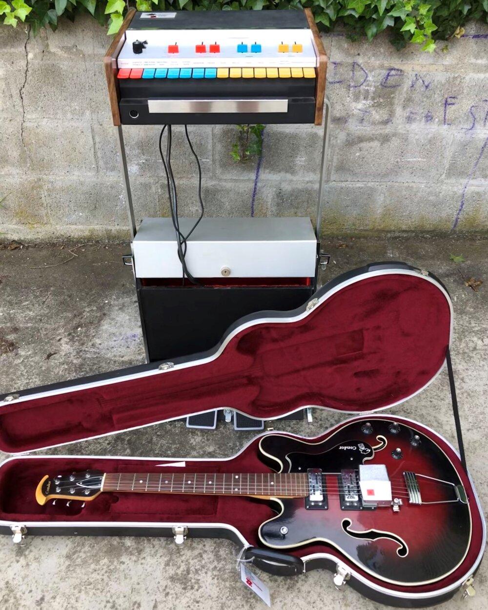 Ovation Condor Gsm Guitar Synth Www Gearzley Com