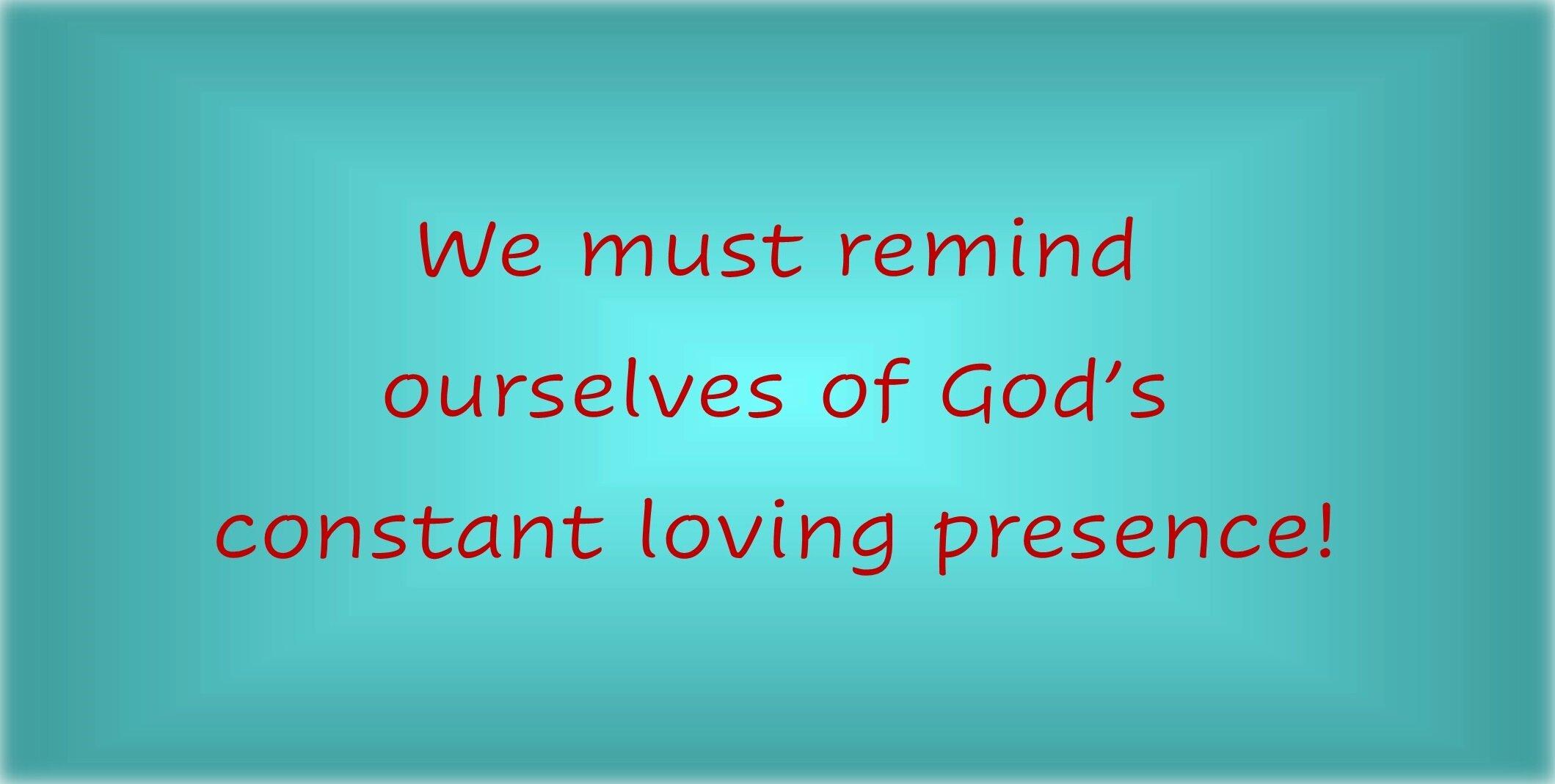 God's Presence.jpg
