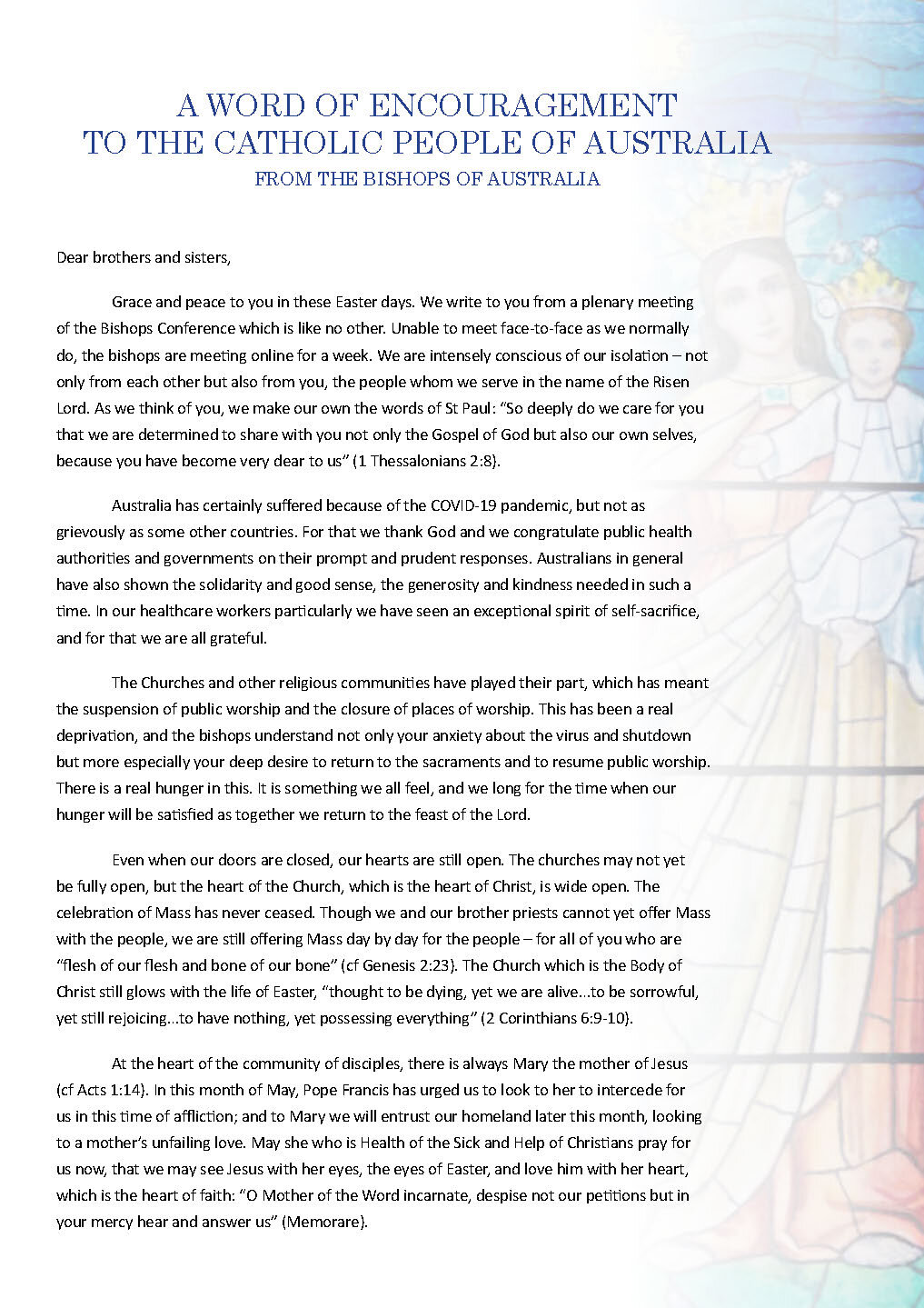 Word of Encouragement to the Catholic People of Australia_Page_1.jpg