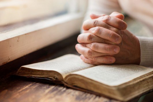 Prayer is an encounter with God