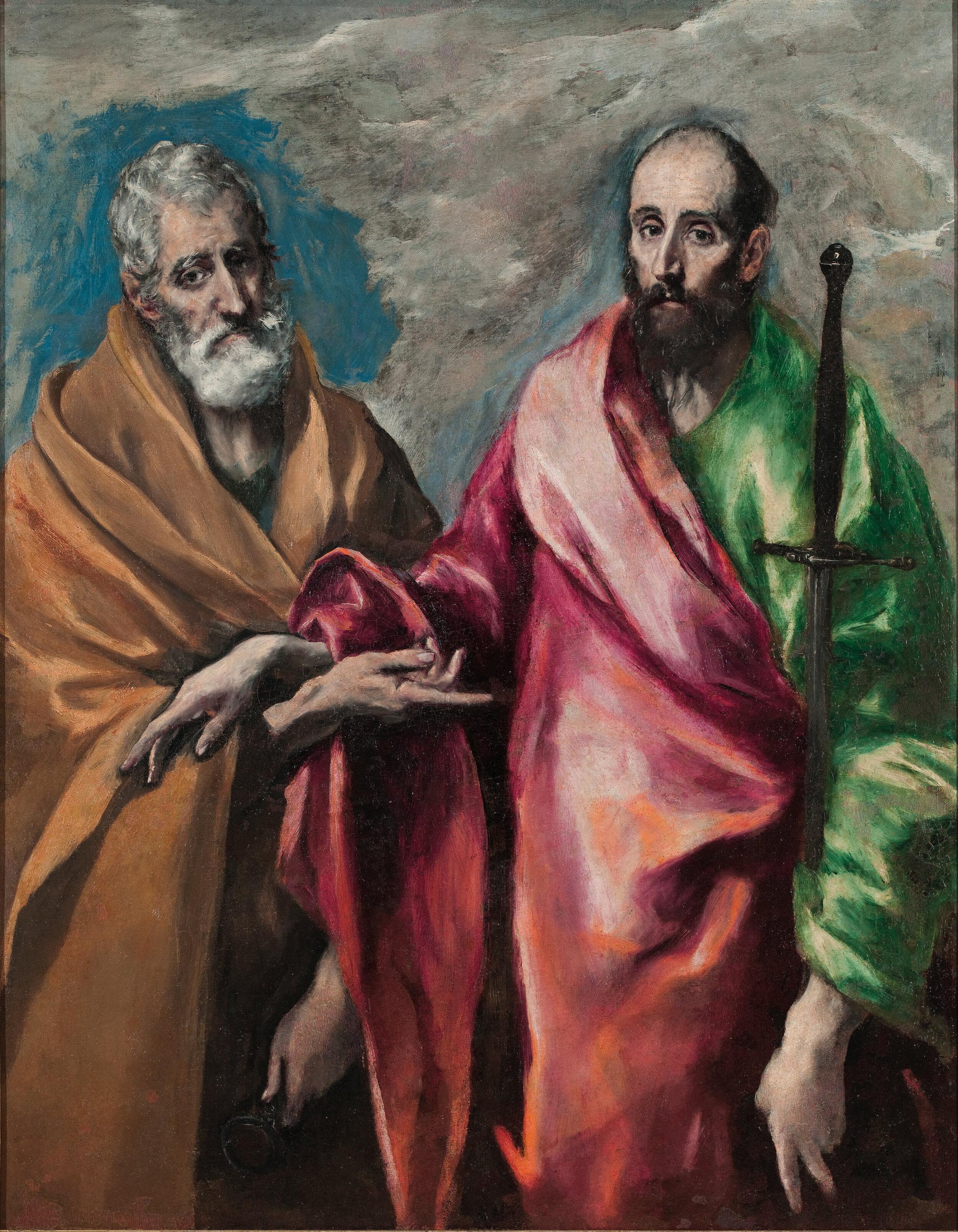 Image credit: El Greco via Wikipedia