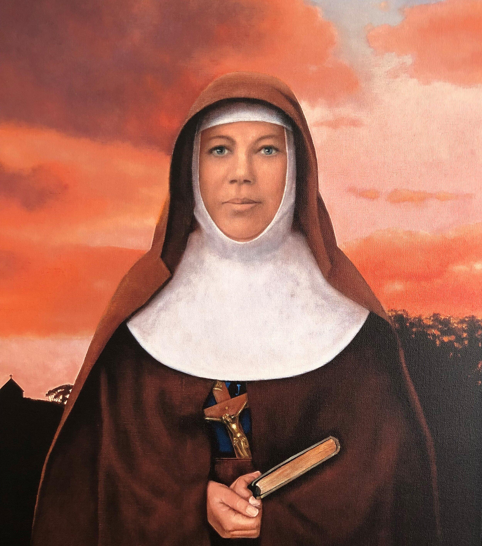 Image credit:  Sisters of Saint Joseph of the Sacred Heart https://www.sosj.org.au/