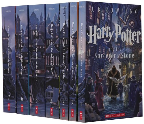 Harry Potter book set- Harry Potter Complete Collection Special Collectors set.jpg
