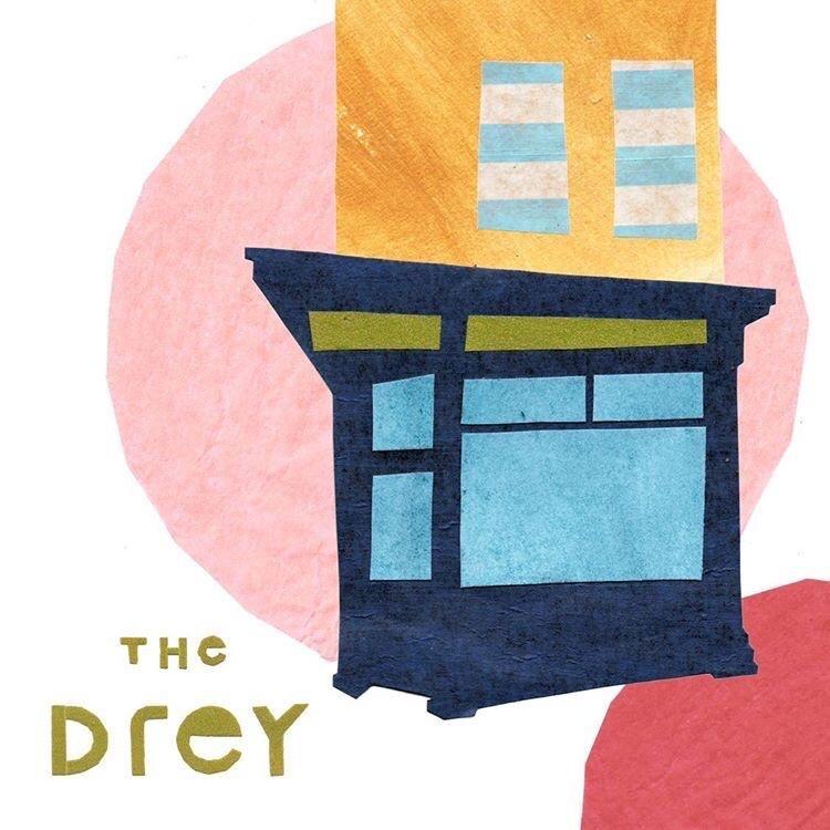 The Drey Open Studio