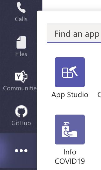 Teams, Apps, Bots, Azure, M365