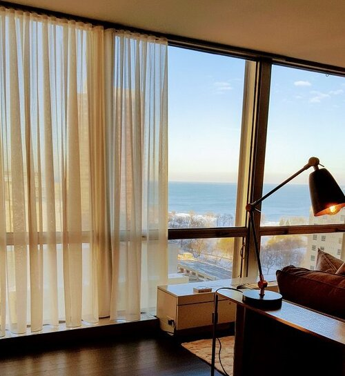 Custom Drapery Modern Drapes Made To Order Curtains Urban Source
