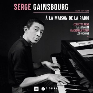 Serge Gainsbourg  A La Maison De La Radio