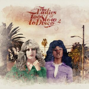 Various Artist:  The Ladies Of   Too Slow To Disco Volume 2