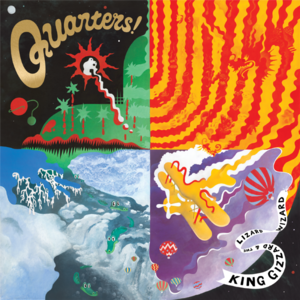 King Gizzard And The Lizard Wizard  Quarters
