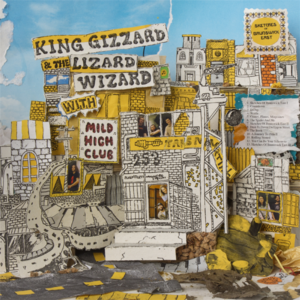 King Gizzard And The Lizard Wizard  Sketches Of Brunswick East