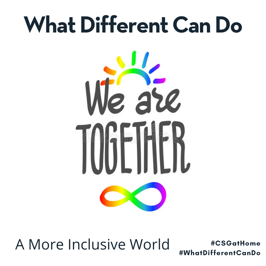 What Different Can Do - A More Inclusive World