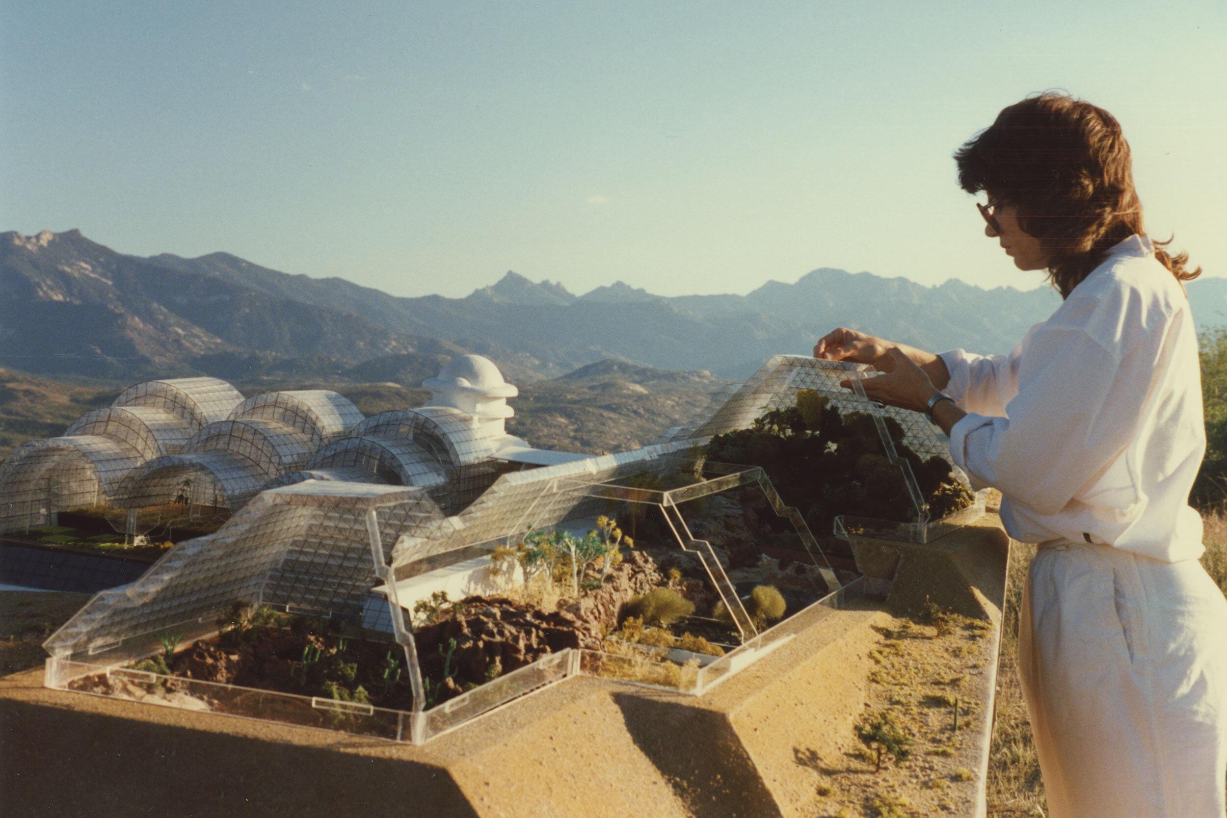 Biosphere 2 Model