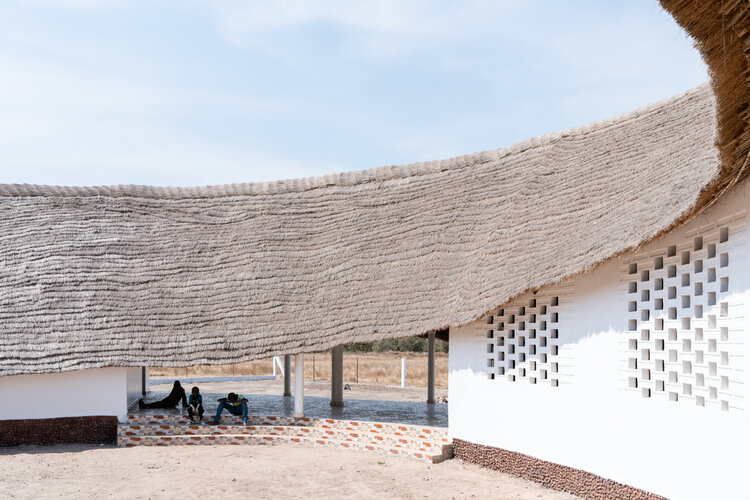 Fass School in Senegal | Toshiko Mori Architect