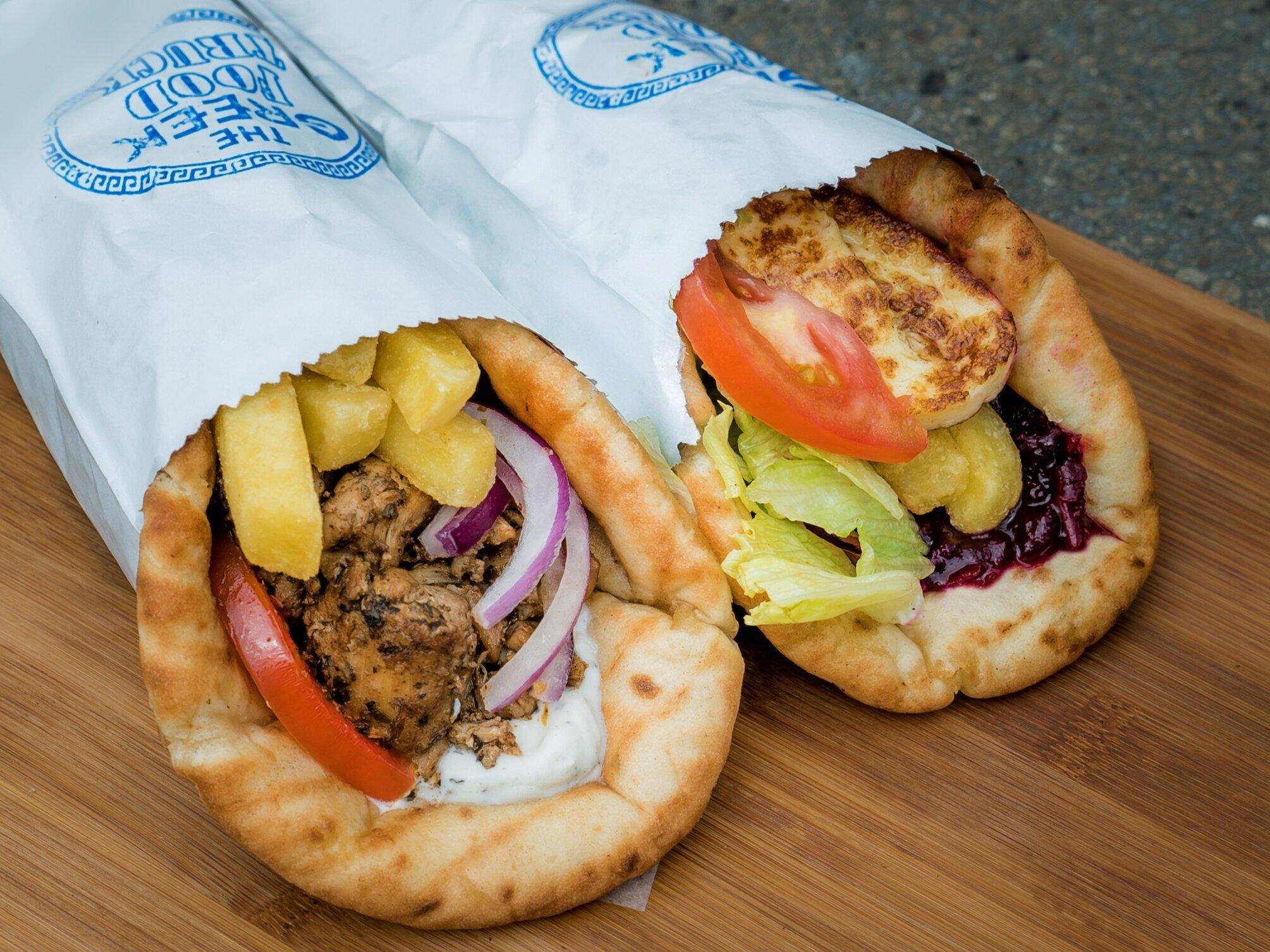 The Greek Food Truck