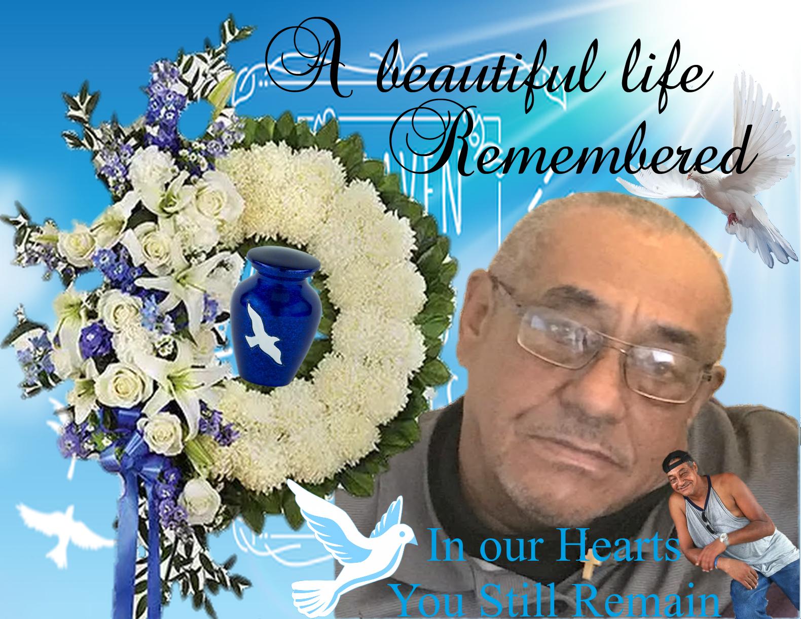 In loving memory of - Charles Lee WilsonJuly 6, 1952 - April 16, 2020