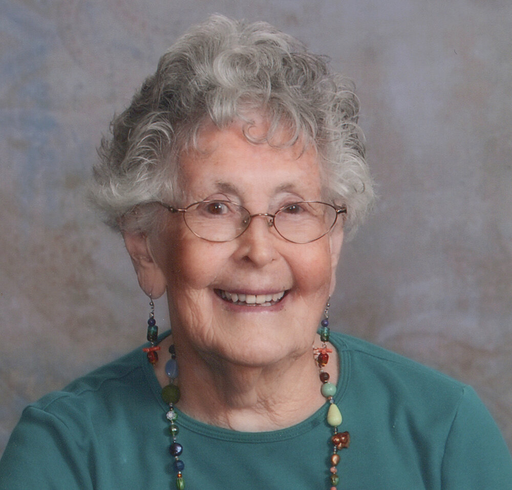In Loving Memory of - Geraldine Locey CadzowDecember 16, 1921 - September 8, 2019Virtual Memorial Service was held on October 24, 2020 at 1:00 PM EDT/10:00 AM PDT