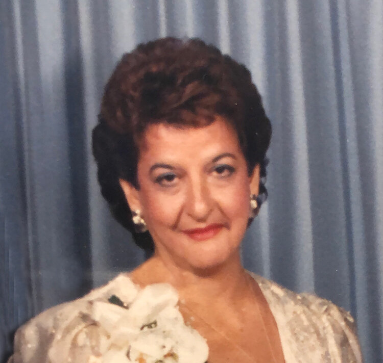 In Loving Memory of - Luz M MarreroJuly 7, 1932 - December 5, 2020Virtual Celebration of Life to be held on December 20, 2020 at 5:00 PM EST