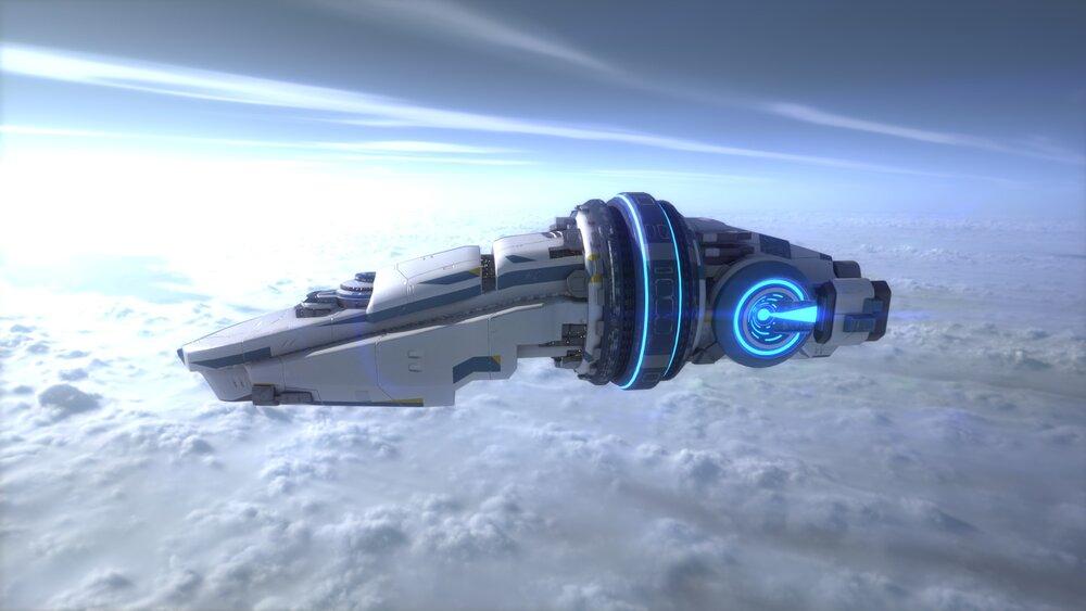 космический корабль прошлое общая производительность