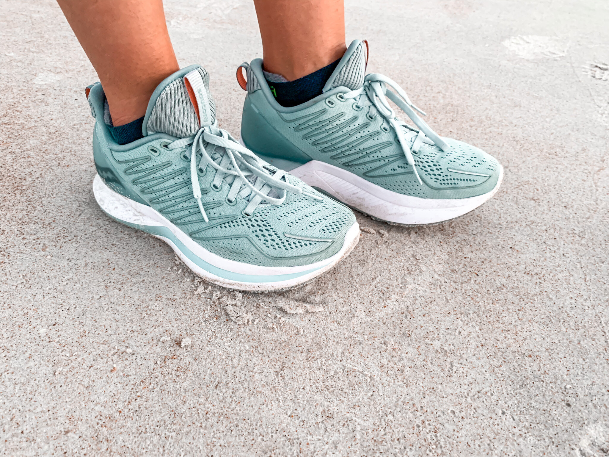 break with the Saucony ENDORPHIN SHIFT
