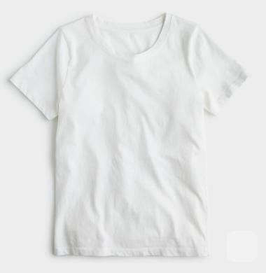 J.Crew  , essential t-shirt