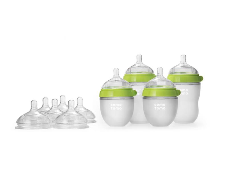 Nordstrom ,  Comotomo baby bottle bundle