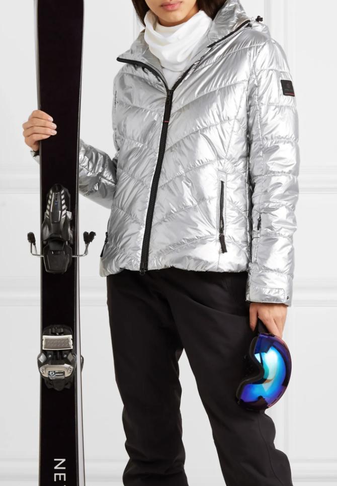 NET-A-PORTER ,  Bogner Fire + Ice Sassy2 jacket