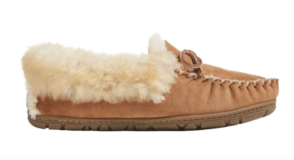LL Bean ,  wicked good moccasins