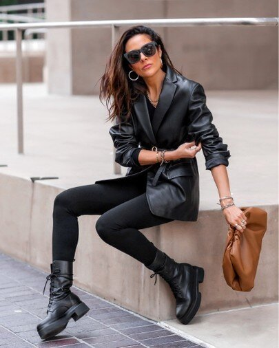Perfect Leather Blazers