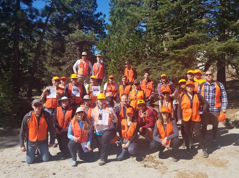 Search Volunteers