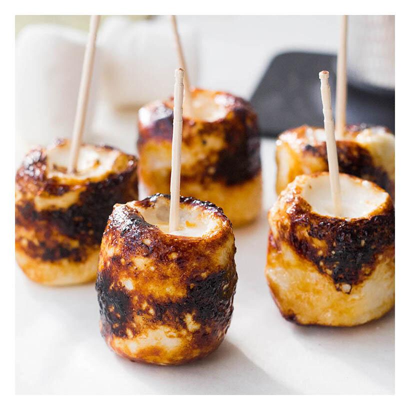 Brûléed Marshmallows