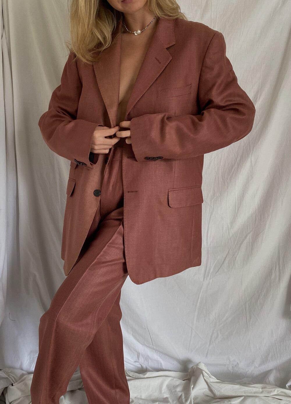 Eco-friendly suit