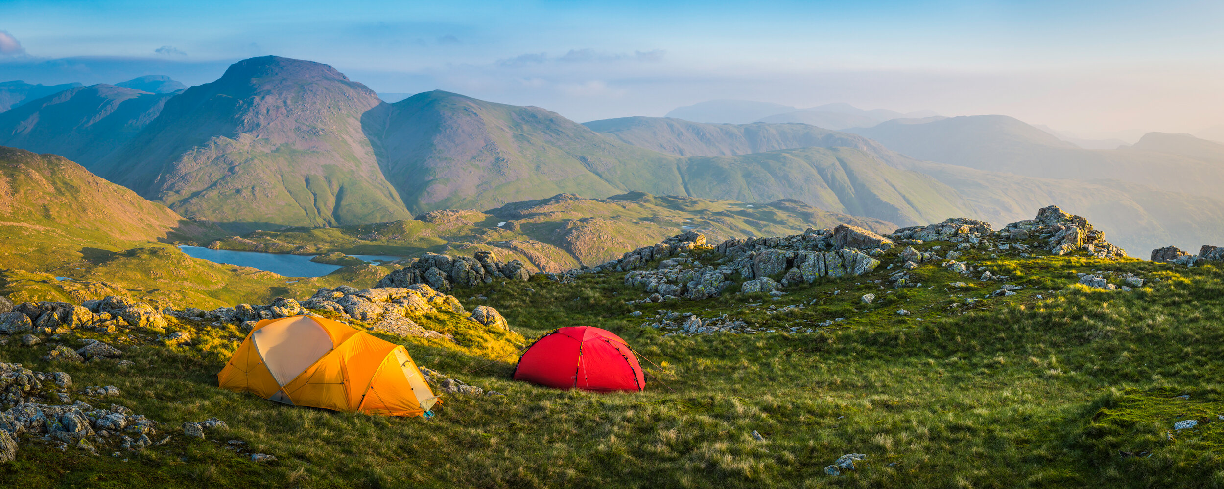 Wild Camping Kit List — Large Outdoors