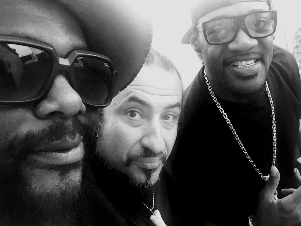Gary Clark Jr, Fab & amp;  Eric Gales, N.Hollywood, 2017