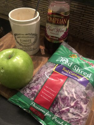 Red cabbage in bag for ingredients.jpeg