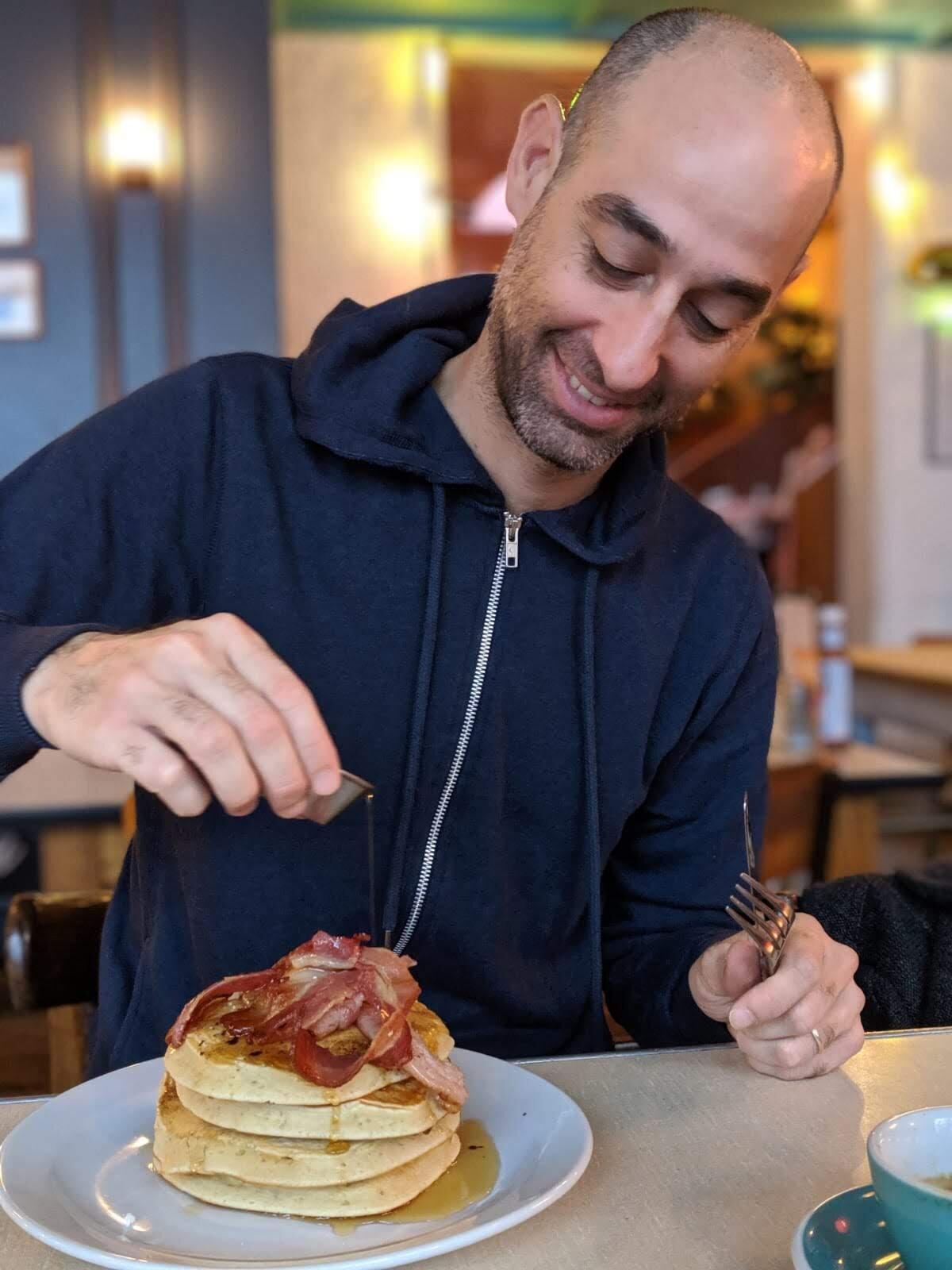 Eitan - Pancakes and Bacon