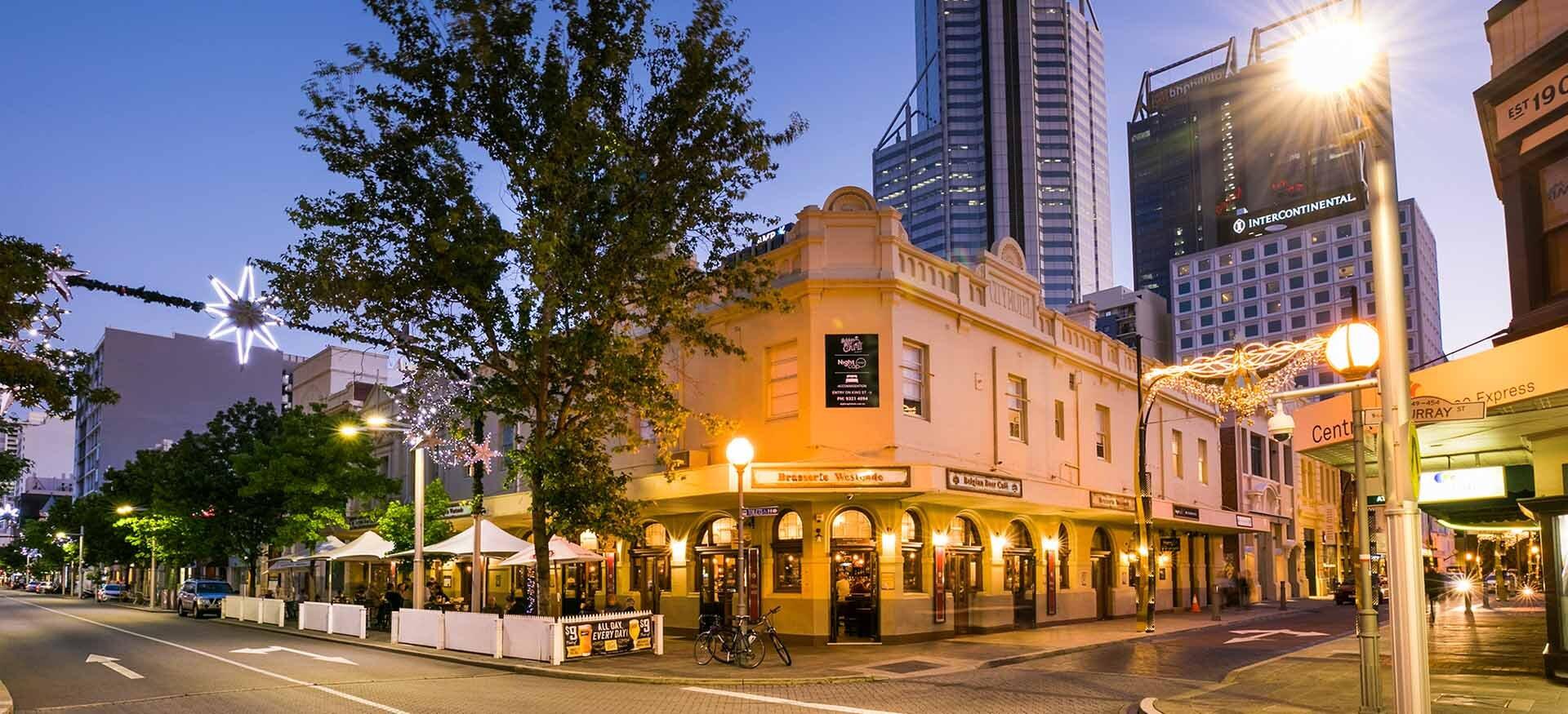 Belgian Beer Cafe Perth Wa