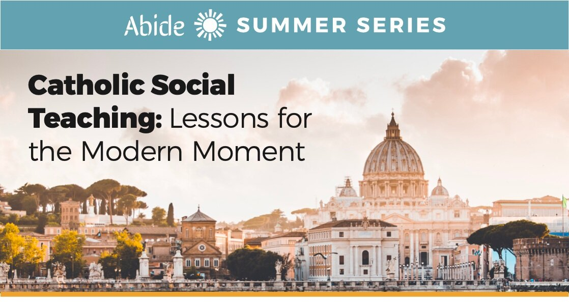 ABIDE: Summer Series — St. Mary's Corvallis