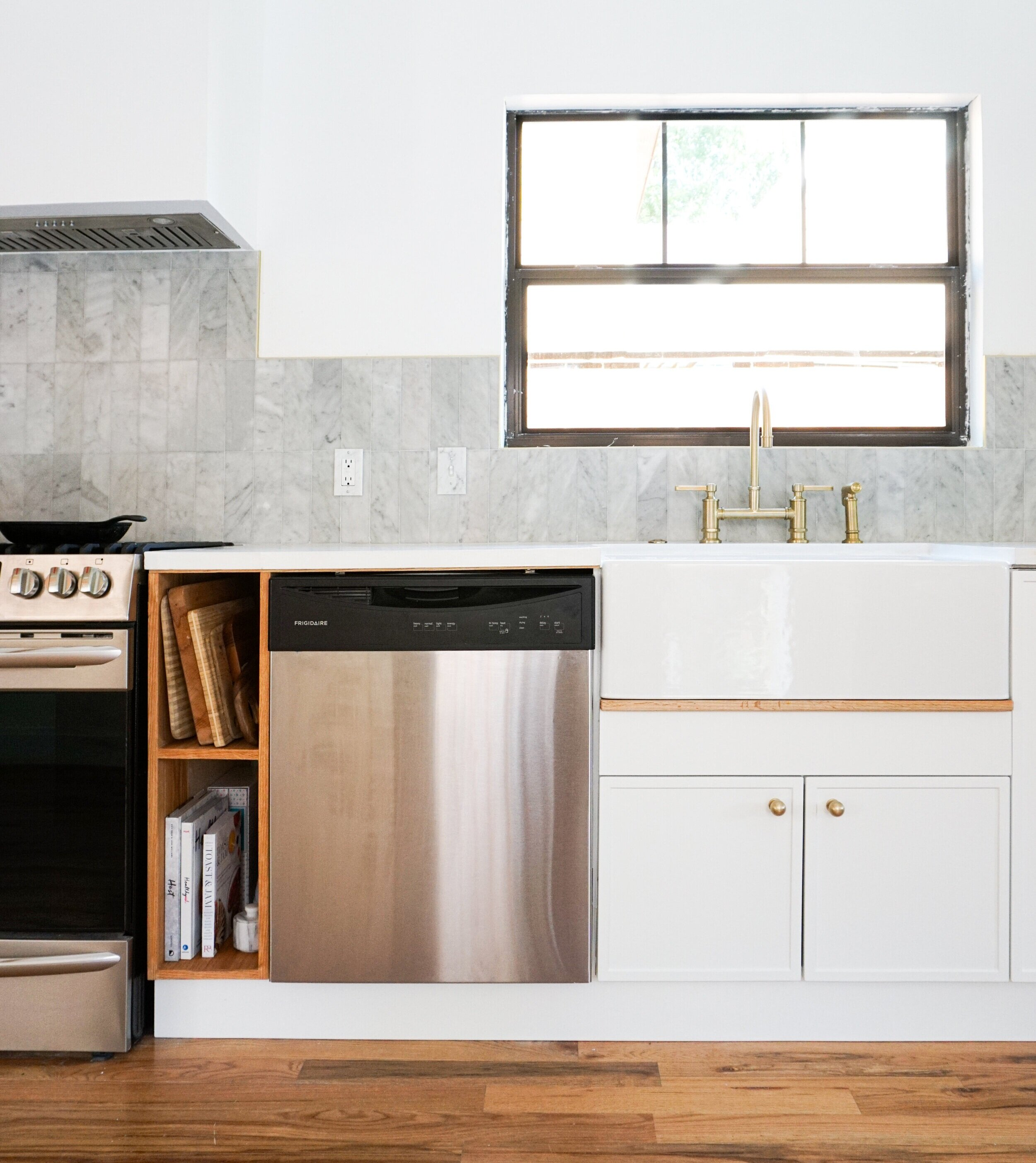 Ikea Sink Cabinet Hack Collected Eclectic