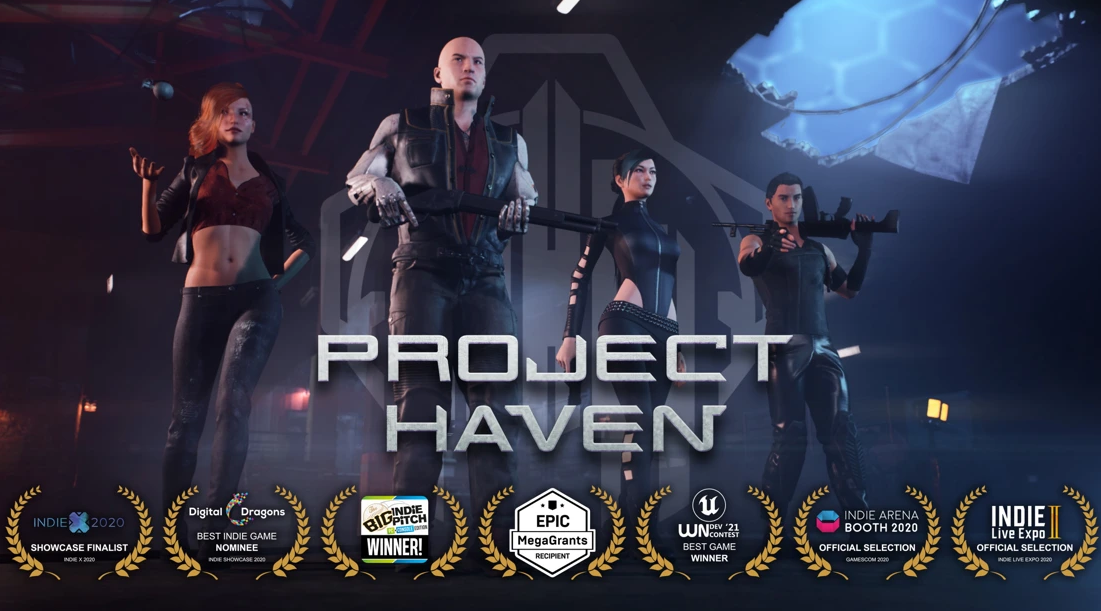 Project Haven Demo from Code Three Fifty One Studio Now on Steam