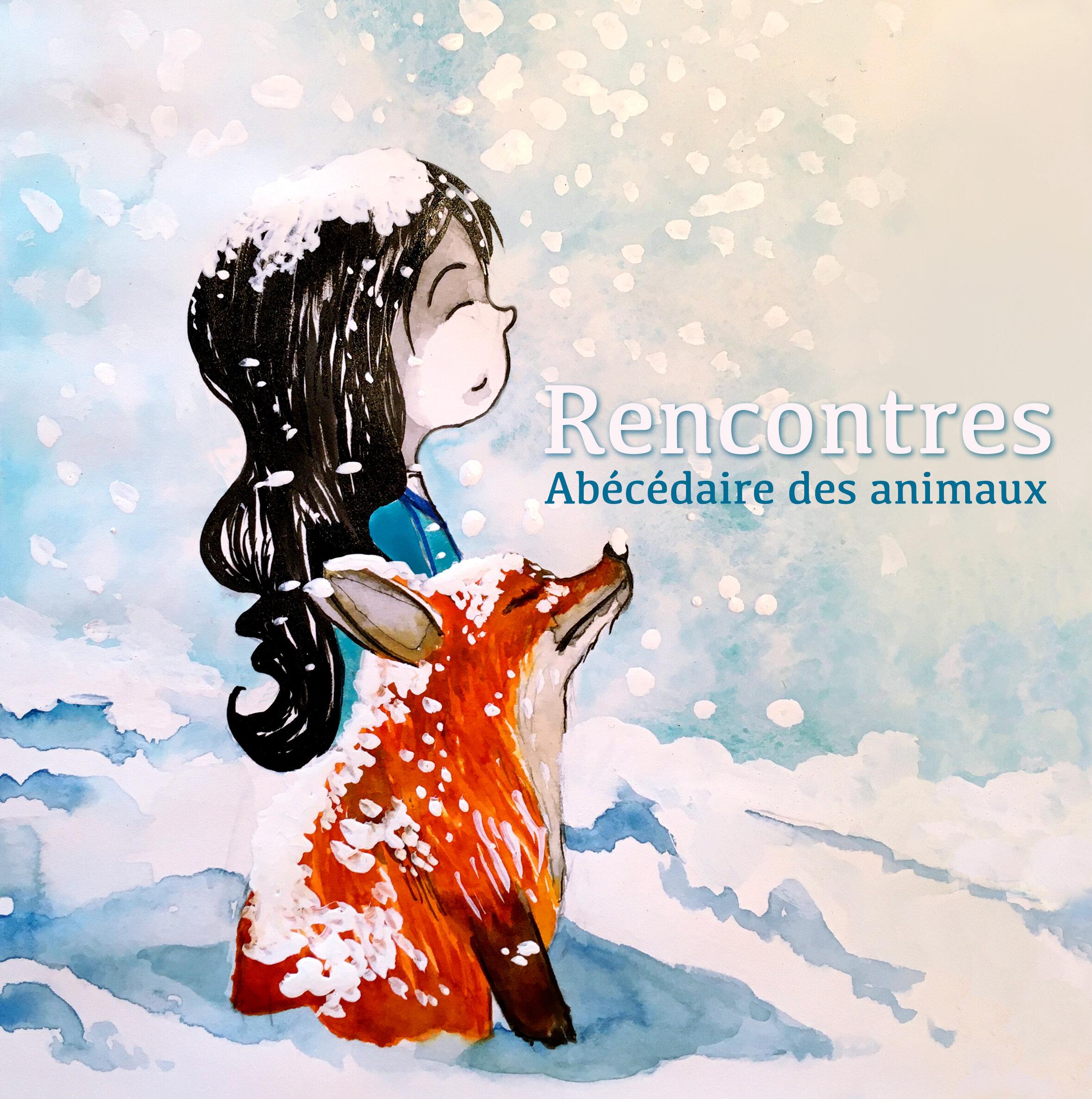 Rencontres Abecedaire Des Animaux Editions Les Tardigrades