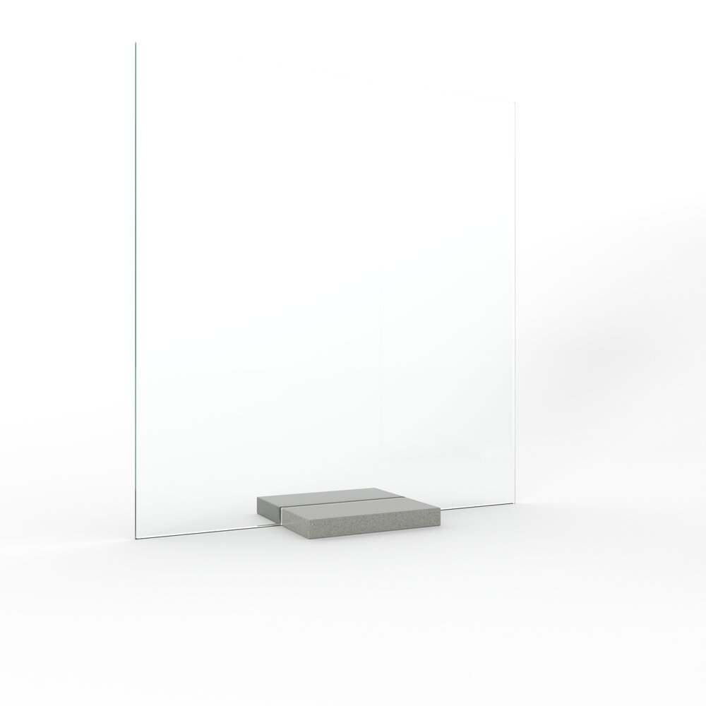 Mati/ères Premi/ère PMMA XT Plaque Plexi Plexiglass Polycarbonate Diff/érentes Tailles Disponible 10 x 10 cm /Épaisseur 1,8 mm Verre Acrylique Transparent Signal/étique.biz/®