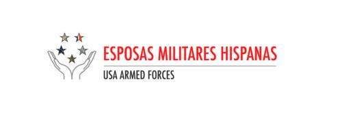 Esposas Militares Hispanas USA logo.png