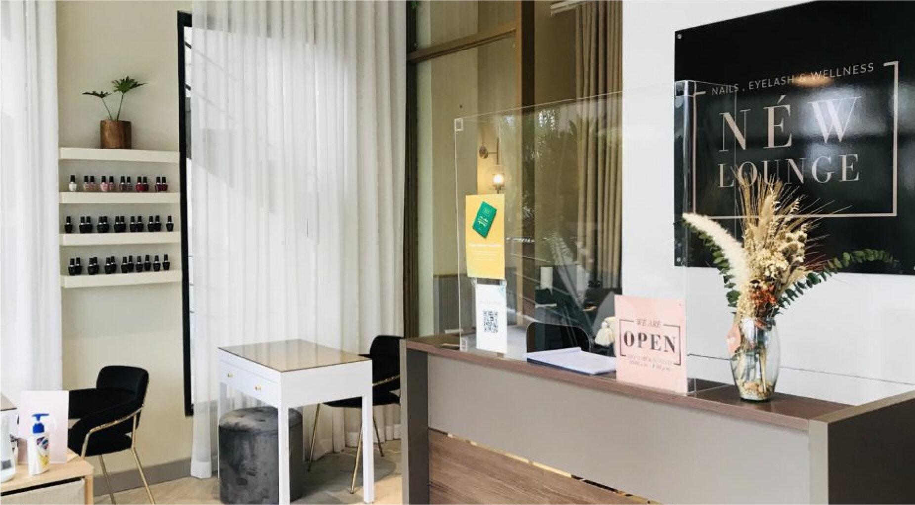 Bat your eyelash in style—NÉW Lounge opens in Angeles, Pampangaby Joann Manabat of Punto! | December 22, 2020