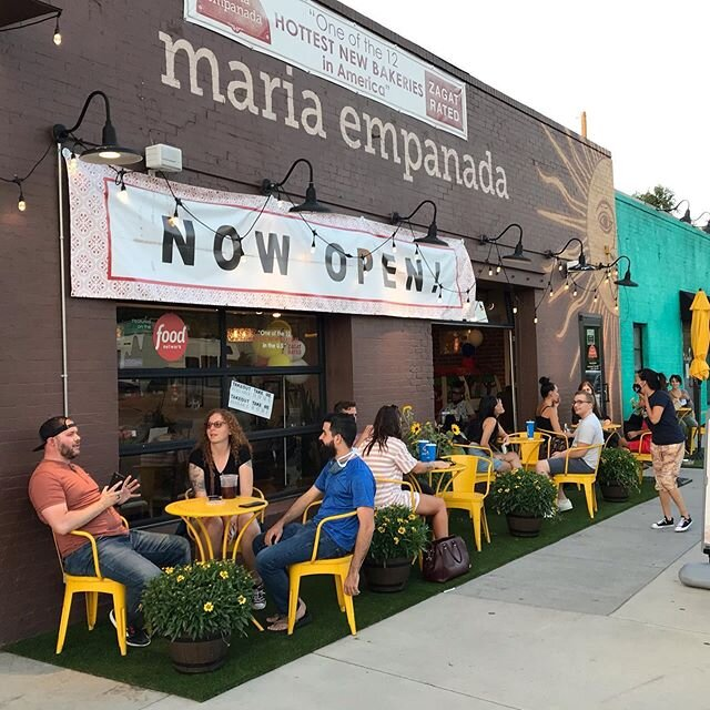 Yes! Our garden style patio is open! 7 tables, safely distanced, perfectly located at the corner of Broadway and Lousiana, and perfectly designed so you can hang out with friends and family. Open all day long, all week! #denverpatio #denverrestauarants #bestbrunchdenver #bestrestaurantdenver