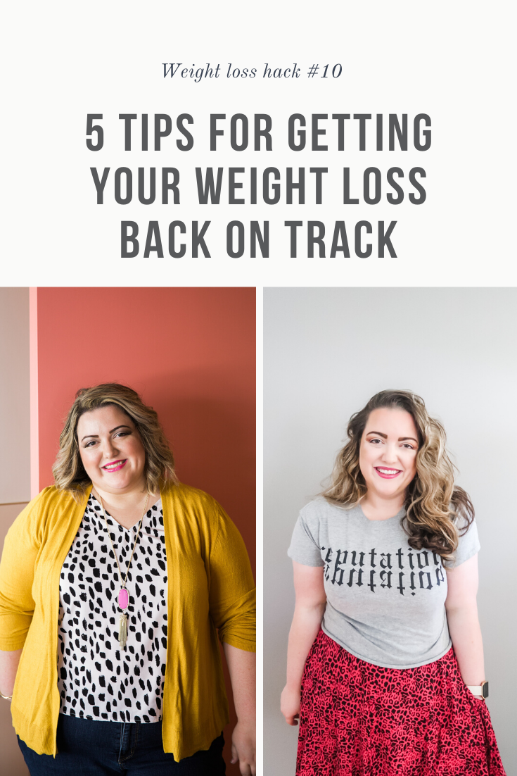 5 Tips For Getting Your Weight Loss Back On Track Simply Home