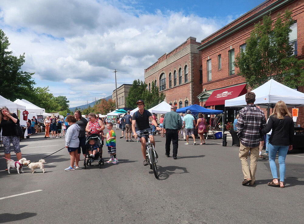 2021 Sandpoint Arts and Crafts Fair