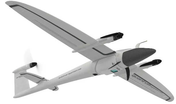 quantum-systems trinity f90+ qube 240 lidar - sky flight robotics