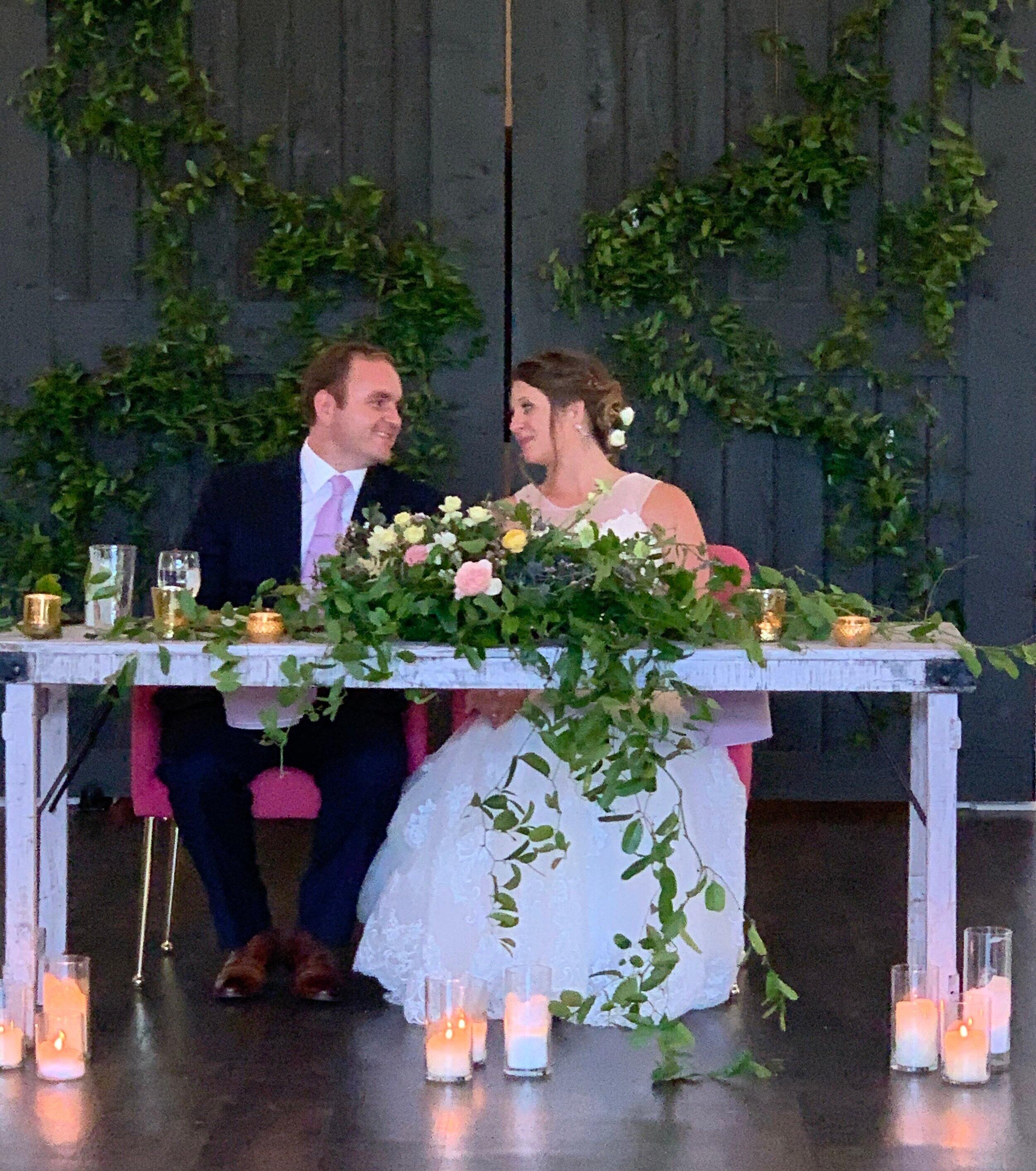Small Intimate Wedding - The Venue At Daisy Hill, Fayetteville, Georgia