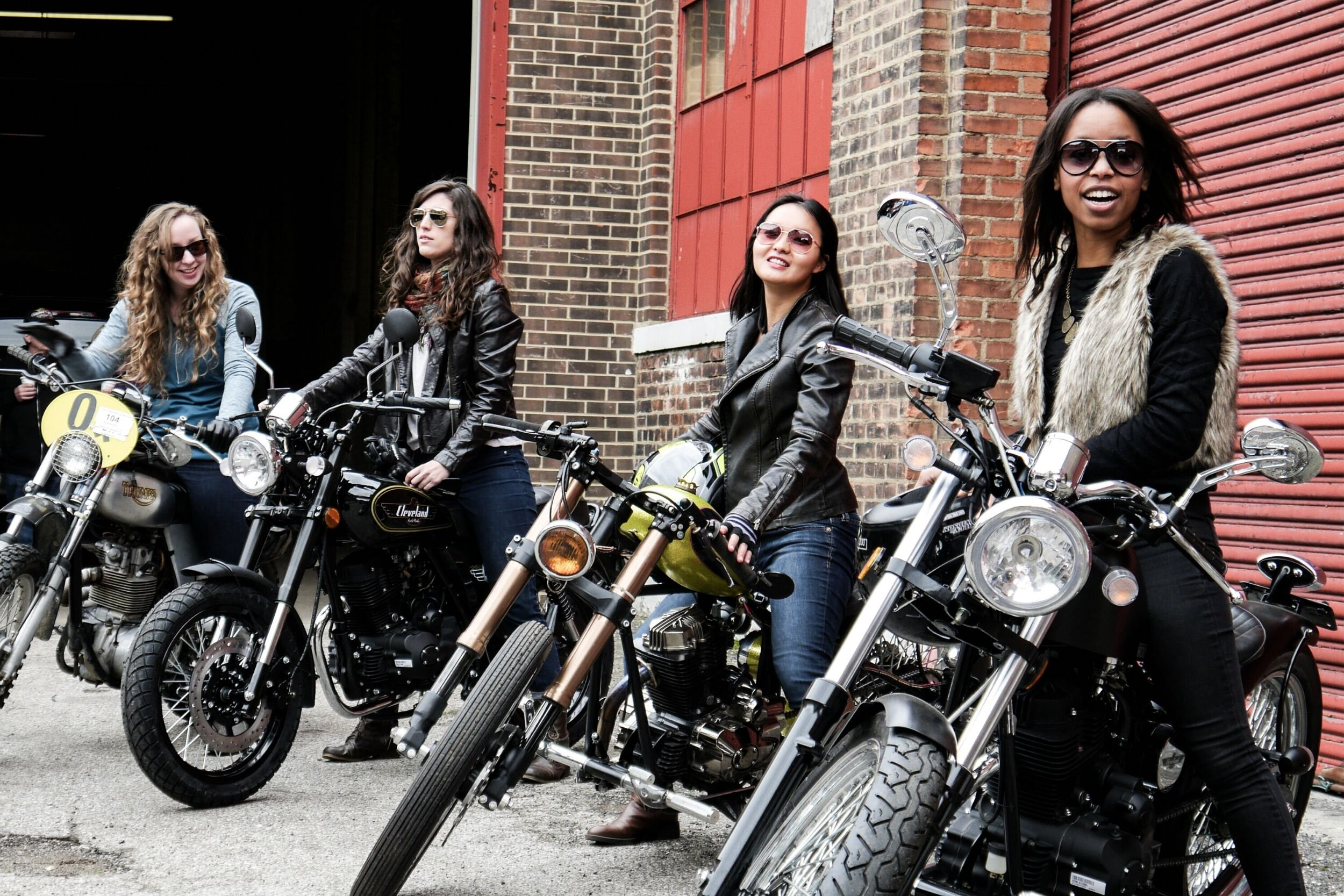 Cleveland Motorcycles Built For The People