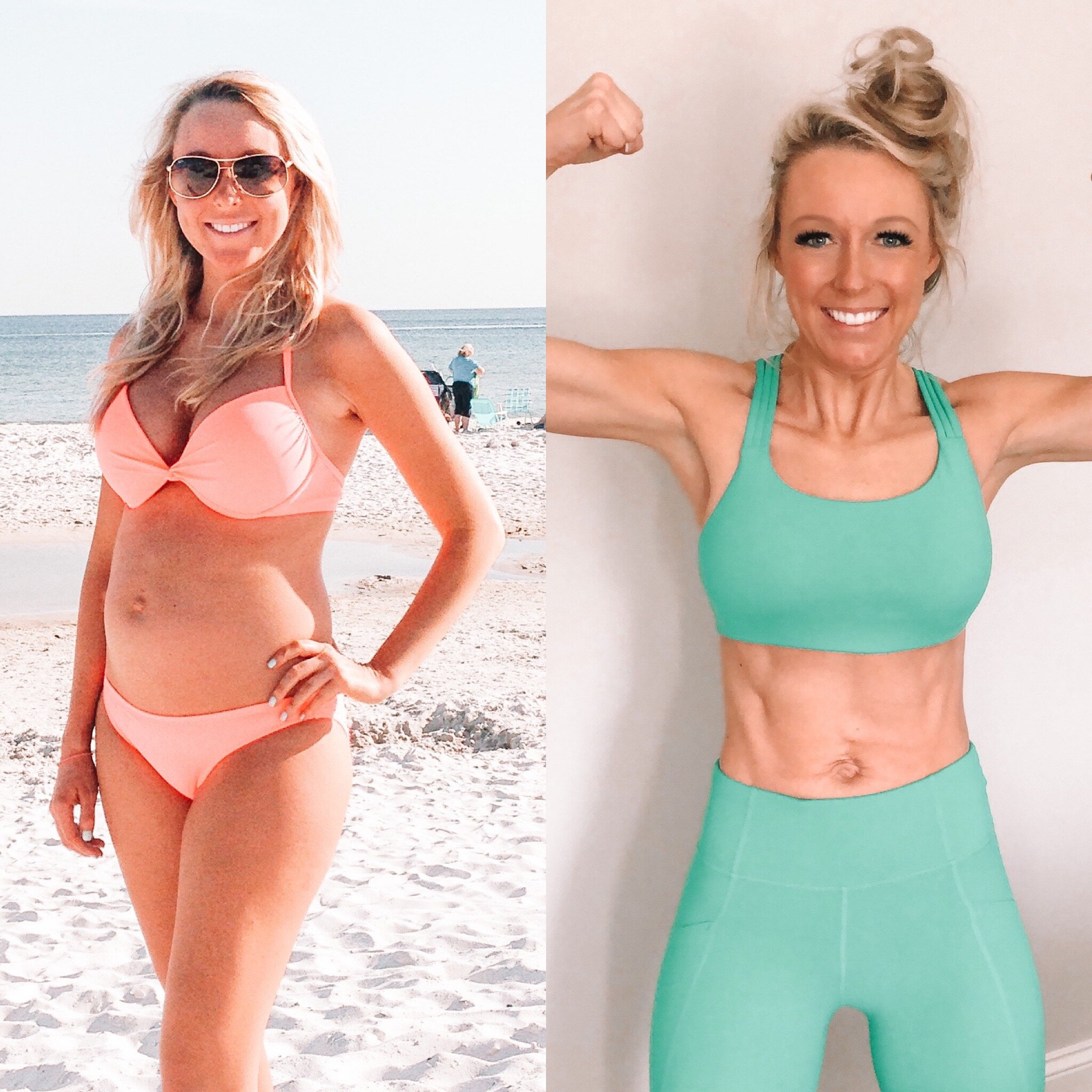 FITNESS & NUTRITION — Whitley McNew